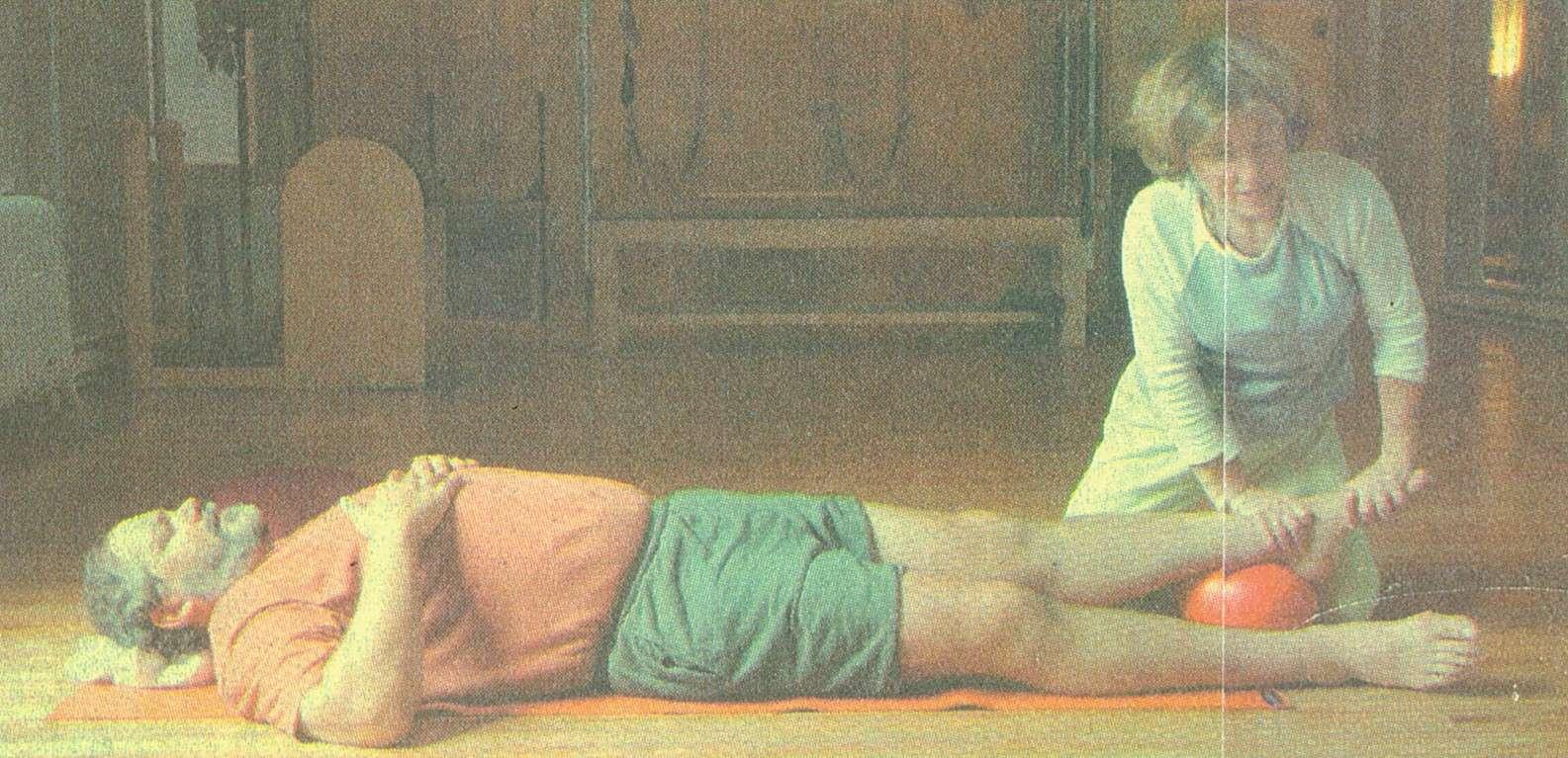 Philadelphia Inquirer – Balls That Massage Away Pain