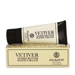Vetiver Hand Cream