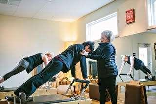 A Teachers Path - Yoga & Pilates Training